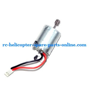 FQ777-502 helicopter spare parts main motor with short shaft