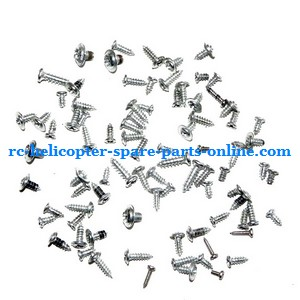 FQ777-502 helicopter spare parts screws set