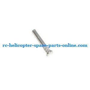FQ777-555 helicopter spare parts small iron bar for fixing the balance bar