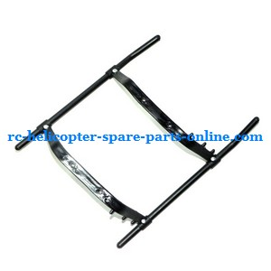 FQ777-555 helicopter spare parts undercarriage