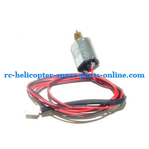 FQ777-555 helicopter spare parts tail motor