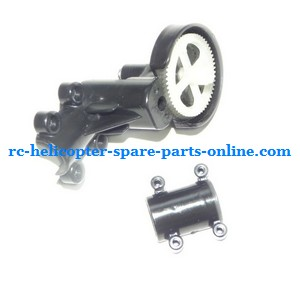 FQ777-555 helicopter spare parts tail motor deck