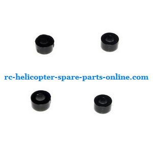 FQ777-555 helicopter spare parts fixed plastic ring set in the hole of the blade