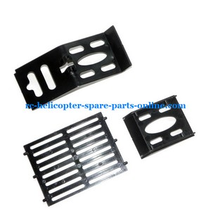 FQ777-603 helicopter spare parts plastic bezel parts