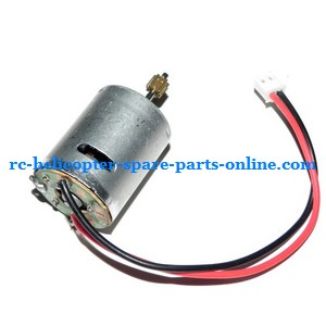 FQ777-777D FQ777-777 RC helicopter spare parts main motor with long shaft