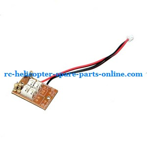 FQ777-777D FQ777-777 RC helicopter spare parts wire board