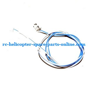 FQ777-777D FQ777-777 RC helicopter spare parts tail LED light