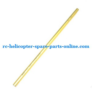 FQ777-777D FQ777-777 RC helicopter spare parts tail big pipe (Golden)