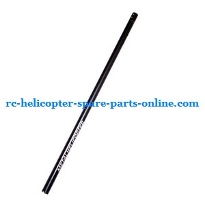 FQ777-777D FQ777-777 RC helicopter spare parts tail big pipe (Black)