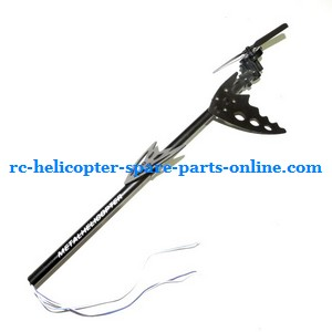FQ777-777D FQ777-777 RC helicopter spare parts tail set (Black)