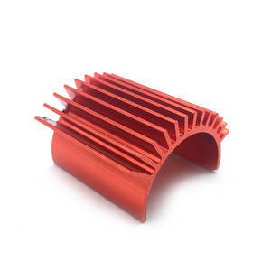 Feiyue FY01 FY02 FY03 FY03H FY04 FY05 RC truck car spare parts heat sink (Red)