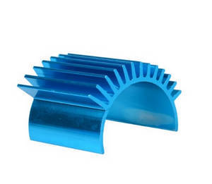 Feiyue FY01 FY02 FY03 FY03H FY04 FY05 RC truck car spare parts heat sink (Blue)