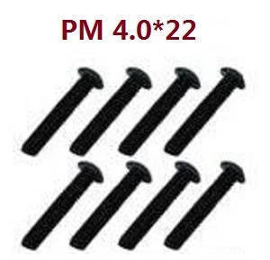 Feiyue FY01 FY02 FY03 FY03H FY04 FY05 RC truck car spare parts screws PM 4.0*22