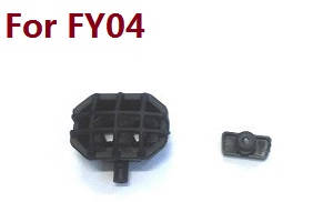Feiyue FY01 FY02 FY03 FY03H FY04 FY05 RC truck car spare parts motorcycle headlights seat for FY04