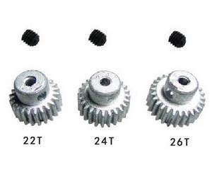 Feiyue FY01 FY02 FY03 FY03H FY04 FY05 RC truck car spare parts motor gear set