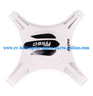 Fayee fy560 quadcopter spare parts upper cover (White)