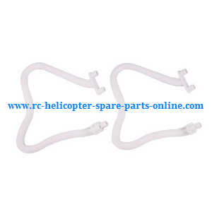 Fayee fy560 quadcopter spare parts undercarriage (White)
