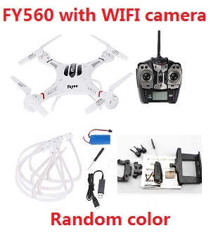 Fayee fy560 quadcopter with WIFI camera