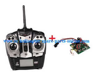 Fayee fy560 quadcopter spare parts transmitter + PCB board