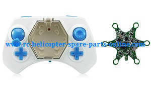 Fayee fy805 quadcopter spare parts PCB board + Transmitter