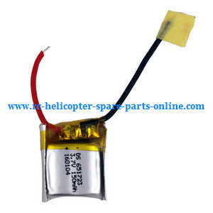 Fayee fy805 quadcopter spare parts battery 3.7V 150mAh