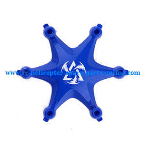 Fayee fy805 quadcopter spare parts upper cover (Blue)