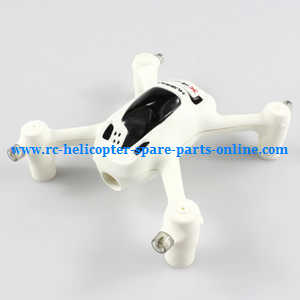 Hubsan H107C+ H107D+ RC Quadcopter spare parts upper and lower cover (H107D+)