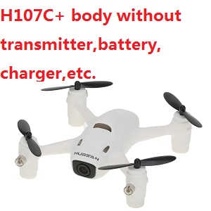 Hubsan H107C+ Body without transmitter,battery,charger,etc.
