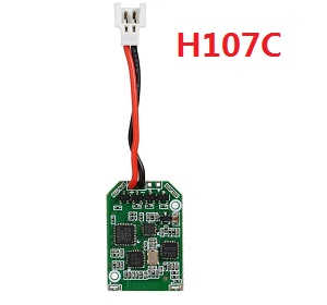 H107C H107D Hubsan X4 RC Quadcopter spare parts PCB board (H107C)