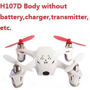 Hubsan X4 H107D Body without transmitter,battery,charger,etc