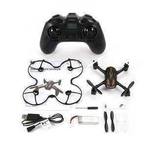 H107P Hubsan X4 Plus RC Quadcopter