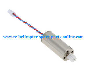 JJRC H11 H11C H11D H11WH RC quadcopter spare parts motor (Red-Blue wire)