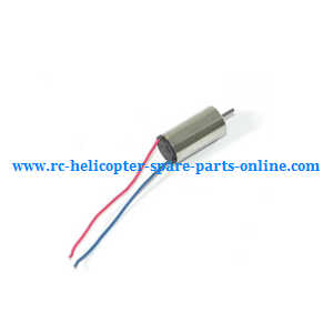 JJRC H20 quadcopter spare parts motor (Red-Blue wire)