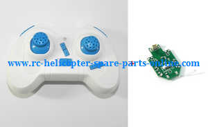 JJRC H20 quadcopter spare parts transmitter + pcb board