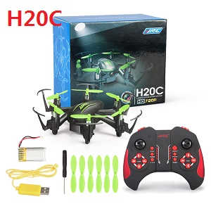 JJRC H20C RC quadcopter with camera (Ramdom color)