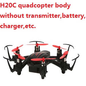 JJRC H20C quadcopter body without transmitter,battery,charger,etc. (Ramdom color)