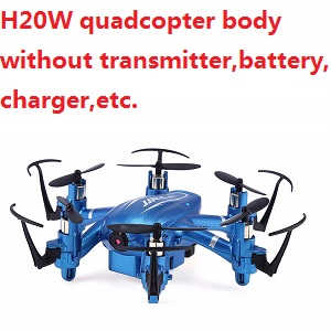 JJRC H20W RC quadcopter body without transmitter,battery,charger,etc. (Ramdom color)