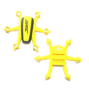 JJRC H20H RC quadcopter drone spare parts upper and lower cover (Yellow)