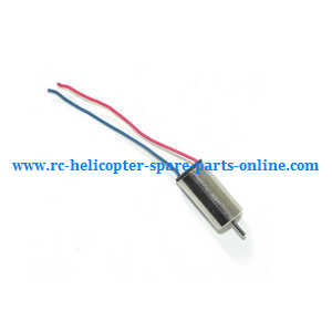 JJRC H21 quadcopter spare parts main motor (Red-Blue wire)