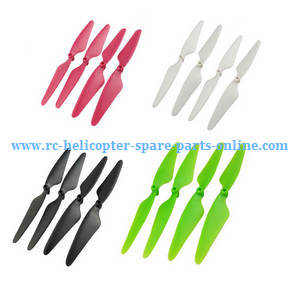 Hubsan H216A RC Quadcopter spare parts main blades (4sets)