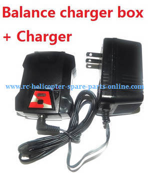 Hubsan H216A RC Quadcopter spare parts charger and balance charger box