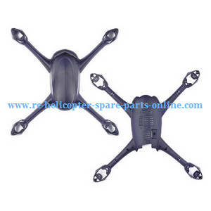Hubsan H216A RC Quadcopter spare parts upper and lower cover
