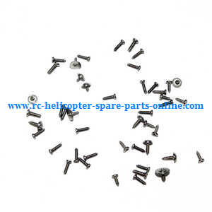 JJRC H23 RC quadcopter spare parts screws