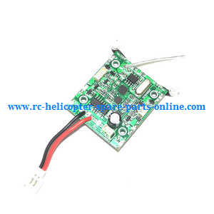 JJRC H23 RC quadcopter spare parts receiving PCB board