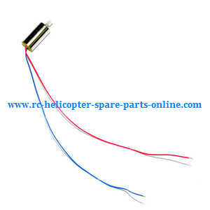 JJRC H23 RC quadcopter spare parts main motor (Red-Blue wire)