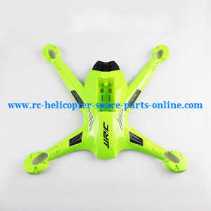 JJRC H26 H26C H26W H26D H26WH quadcopter spare parts upper cover (Green)
