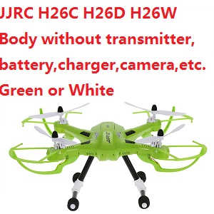 JJRC H26 H26C H26W H26D Body without transmitter, battery, charger,camera,etc. (Random color)