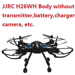 JJRC H26WH body without transmitter,battery,charger,camera,etc.