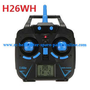 JJRC H26 H26C H26W H26D H26WH quadcopter spare parts remote controller transmitter (H26WH)