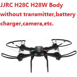 JJRC H28C H28W Body without transmitter,battery,charger,camera,etc.